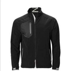 Zero Restriction Men's Z700 Full Zip Jacket Black
